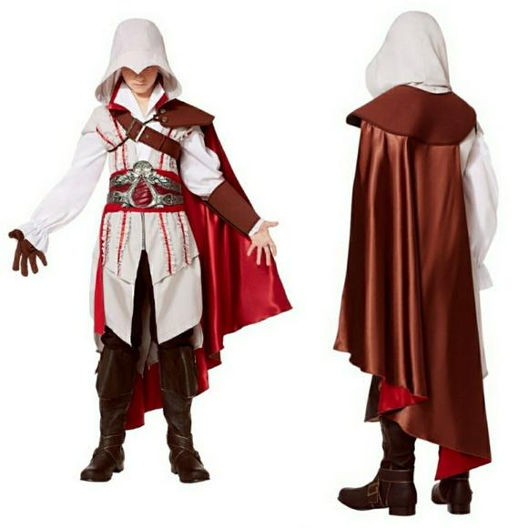 Assassin S Creed Costumes Assassins Creed Teen Ezio Halloween Costume Poshmark